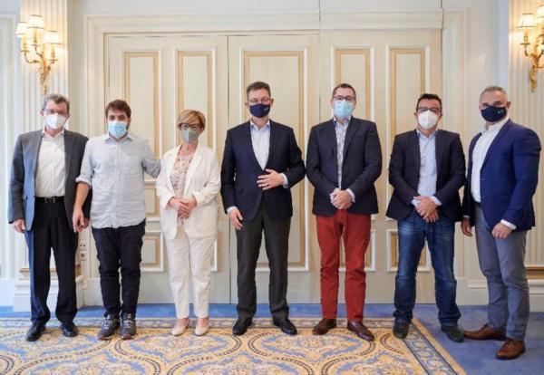 Μπουρλά σε Ένωση Ασθενών Ελλάδας: Σκοπός η καινοτομία για να αλλάξουμε τις ζωές των ασθενών
