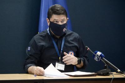 Ανακοινώσεις Χαρδαλιά: Η Καστοριά μπαίνει σε lockdown - Αυξήθηκε το επίπεδο συναγερμού σε 4 ακόμα πόλεις