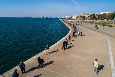 Αρκουμανέας: Πάνω από 200 θετικά rapid test μέχρι στιγμής στη Θεσσαλονίκη