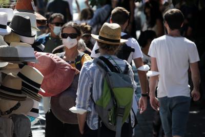 Ο χάρτης του κορονοϊού: «Γονατίζει» η Λάρισα, συνεχίζει η πίεση στη Β. Ελλάδα