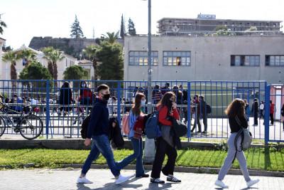 Κορονοϊός Ελλάδα: Αυξήθηκαν κατά 14% τα κρούσματα στα παιδιά την περασμένη εβδομάδα