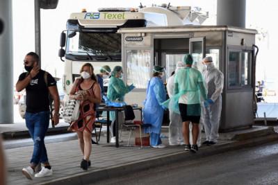Κορονοϊός Ελλάδα: Νέο αρνητικό ρεκόρ κρουσμάτων - Εκτόξευση των διασωληνωμένων