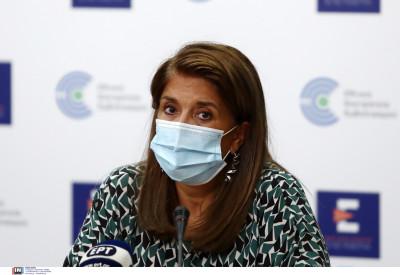 Παπαευαγγέλου: Πάνω από 3000 ενεργά κρούσματα στη Θεσσαλονίκη, «ναι» στις παρελάσεις με μάσκες