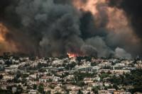 Οι θανατηφόροι κίνδυνοι από την εισπνοή του καπνού της πυρκαγιάς