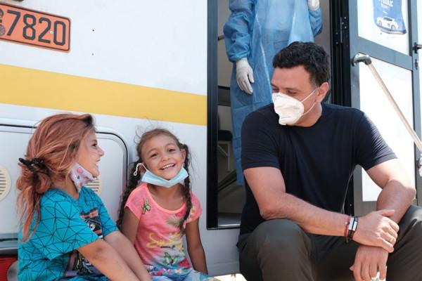 Κορονοϊός: Πόσα παιδιά έχουν ανταποκριθεί στο κάλεσμα του εμβολιασμού