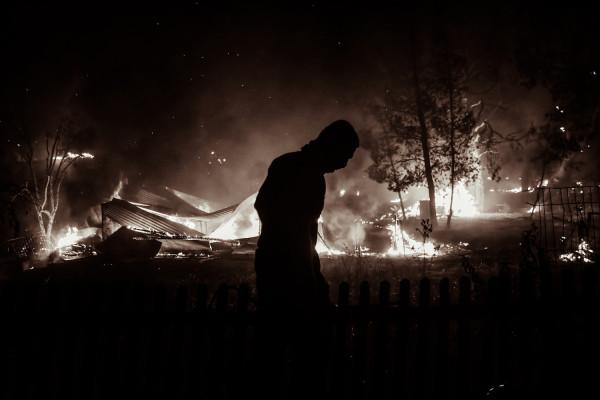 Φωτιές Ελλάδα: Άμεση ψυχολογική υποστήριξη στους πληγέντες των πυρκαγιών
