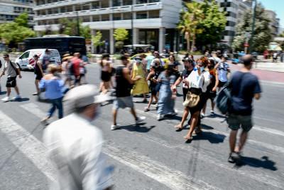 Κορονοϊός Ελλάδα: Κοντά στο 1% η θετικότητα λόγω της τεράστιας αύξησης των τεστ